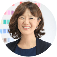 C.F.Eビューティーカラー 長田正子さん